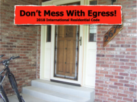 Don't Mess With Egress