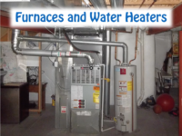 Furnaces and Water Heaters