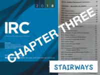 IRC 3 Stairways