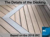 Details of the Decking