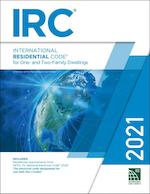 2021 IRC