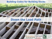 Decks (3/4) Down the Load Path