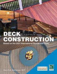 2021 ICC deck code book